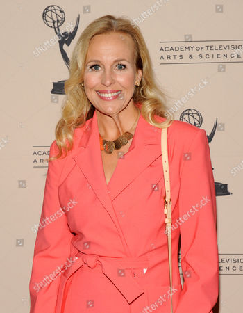 """LOS ANGELES CA - JUNE 14: Nominee Genie Francis arrives at the """"Daytime Emmy Nominee Reception Presented by the Academy of Television Arts & Sciences' Daytime Programming Peer Group"""" in the Garden Room & Terrace at the SLS Hotel at Beverly Hills on in Los Angeles, California. The 39th Daytime Entertainment Emmy Awards, presented by the National Academy, will take place on June 23, 2012 at The Beverly Hills Hotel"""