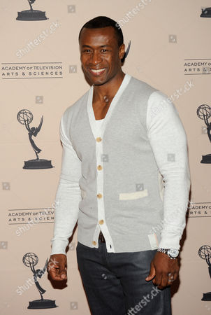 "LOS ANGELES CA - JUNE 14: Nominee Sean Blakemore arrives at the ""Daytime Emmy Nominee Reception Presented by the Academy of Television Arts & Sciences' Daytime Programming Peer Group"" in the Garden Room & Terrace at the SLS Hotel at Beverly Hills on in Los Angeles, California. The 39th Daytime Entertainment Emmy Awards, presented by the National Academy, will take place on June 23, 2012 at The Beverly Hills Hotel"