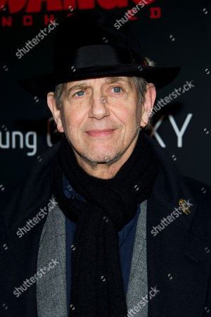 """Peter Coyote attends the premiere of """"Django Unchained"""" hosted by The Cinema Society and The Weinstein Company on in New York"""