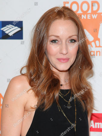 Jennifer Ferrin attends the Food Bank For New York City Can-Do Awards Dinner at Cipriani Wall Street, in New York