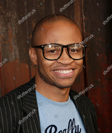 Eugene Byrd attends the FX Summer Comedies Party at Lure on in Los Angeles