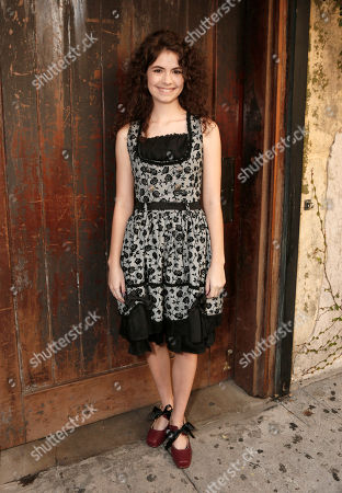 Katlin Mastandrea attends the FX Summer Comedies Party at Lure on in Los Angeles
