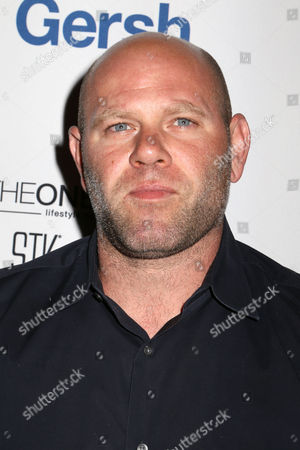 Domenick Lombardozzi attends the Gersh Upfronts Party at Asellina, in New York