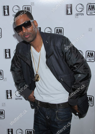 Tony Rock seen at Interscope Records Pre Party at the W Hotel Hollywood, in Los Angeles