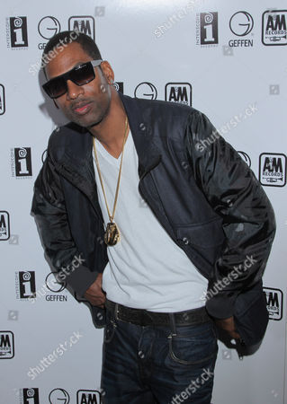 Tony Rock seen at Interscope Records Pre Party at the W Hotel Hollywood, in Los Angeles, Calif