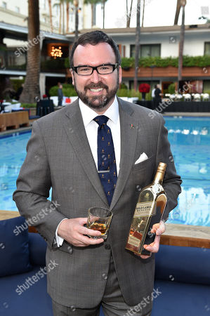 Master of Whisky Stephen Wilson at the Mad Men Cast and Crew Wrap Party presented by Johnnie Walker and Brooks Brothers at The Roosevelt Hotel, in Los Angeles
