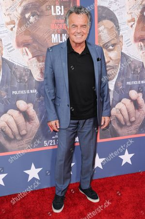 """Ray Wise attends the LA Premiere of """"All The Way"""" held at Paramount Pictures Studios, in Los Angeles"""