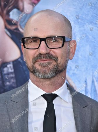 """Stock Photo of Director Cedric Nicolas-Troyan arrives at the LA Premiere of """"The Huntsman: Winter's War"""" at the Regency Village Theatre, in Los Angeles"""