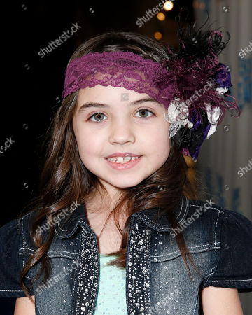 "Gracie Whitton attends the LA premiere of ""Escape from Planet Earth"" at the Chinese Theater on Saturday, Feb. 2,2013 in Hollywood"