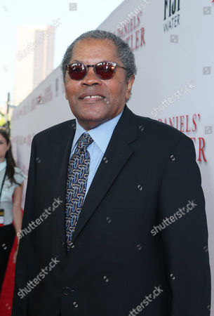 Clarence Williams III at The Los Angeles Premiere of 'The Butler', on in Los Angeles