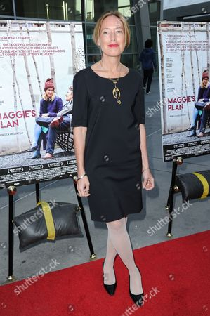 "Rachael Horovitz attends the LA Special Presentation of ""Maggie's Plan"" held at ArcLight Hollywood, in Los Angeles"