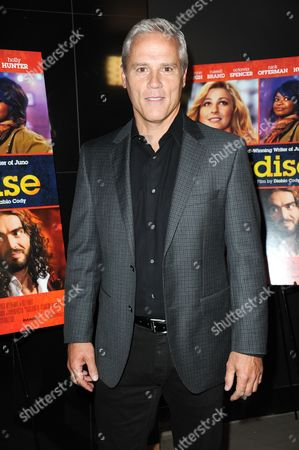 "Phil Austin arrives at at a special screening of ""Paradise"" at Chinese 6 Theater on in Los Angeles"