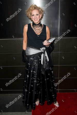 "Stock Image of Pia Ledy attends the New Yorkers For Children Spring gala ""A Fool's Fete"", to benefit youth in foster care at the Mandarin Oriental Hotel on in New York"