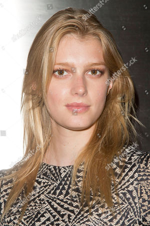 """Sigrid Agren attends the New Yorkers For Children Spring gala """"A Fool's Fete"""", to benefit youth in foster care at the Mandarin Oriental Hotel on in New York"""