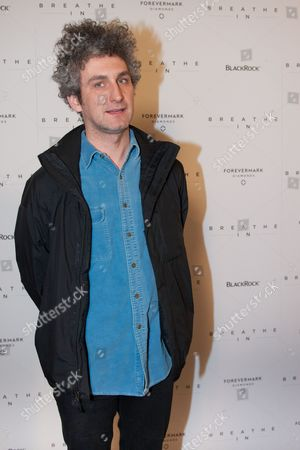 Stock Image of Matthew Asti attends the 'Breath In' premiere, on in New York
