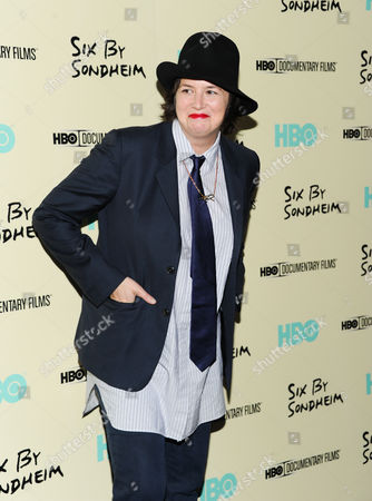 """Actress Autumn de Wilde attends the premiere of HBO's """"Six By Sondheim"""" at the Museum of Modern Art on in New York"""