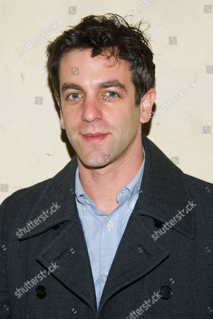 "B. J. Novak attends a screening of HBO's ""It's Me, Hilary: The Man Who Drew Eloise"" at the Plaza Hotel on in New York"