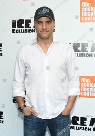 """Actor Dominic Fumusa attends a special screening of, """"Ice Age: Collision Course"""", at the Walter Reade Theater, in New York"""