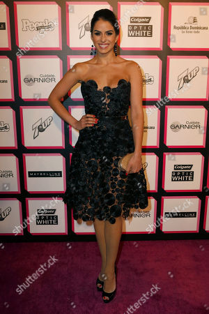Stock Picture of Vanessa de Roide arrives at the People en Español's 50 Most Beautiful Party, on in New York
