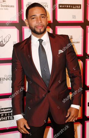 Henry Santos arrives at the People en Español's 50 Most Beautiful Party, on in New York