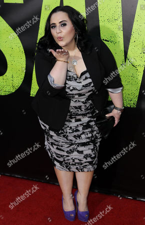 """Actress Nikki Blonsky attends the premiere of """"Savages"""", in Los Angeles"""
