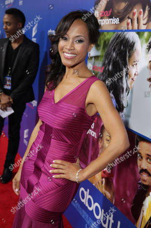 Brenda Vivian seen at The Pan African Film & Arts Festival Premiere of Screen Gems' 'About Last Night', on Tuesday, Feb, 11, 2014 in Los Angeles