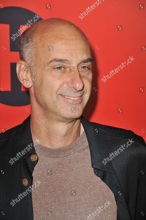 David Marciano arrives at the Showtime Primetime Emmy's Eve Party at the Sunset Tower on in Los Angeles