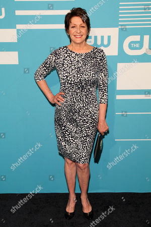 Ivonne Coll attends The CW Network 2015 Programming Upfront Presentation at The London Hotel, in New York