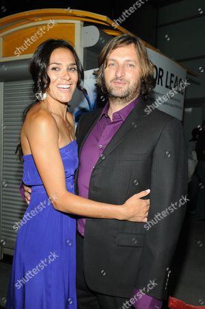 Simone Kessell and Director Gregor Jordan