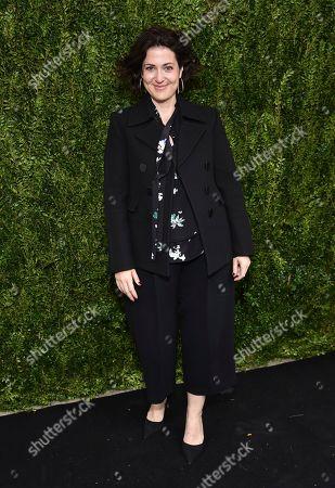 Alexandra Shiva attends Through Her Lens: The Tribeca Chanel Women's Filmmaker Program Luncheon at Locanda Verde, in New York