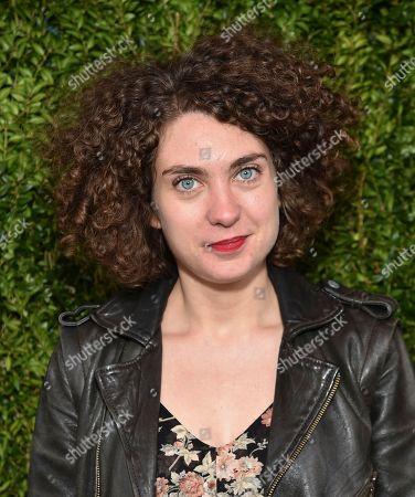 Filmmaker Ani Simon-Kennedy attends Through Her Lens: The Tribeca Chanel Women's Filmmaker Program Luncheon at Locanda Verde, in New York