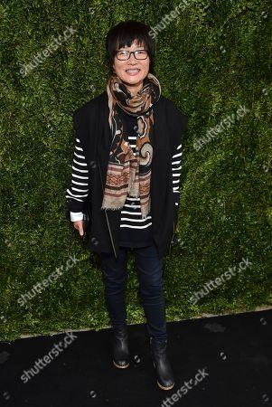 Director So Yong Kim attends Through Her Lens: The Tribeca Chanel Women's Filmmaker Program Luncheon at Locanda Verde, in New York