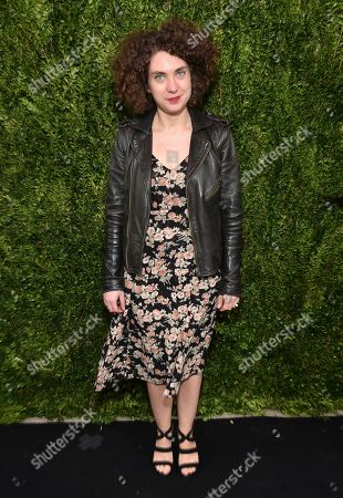 Editorial photo of Through Her Lens: The Tribeca Chanel Women's Filmmaker Luncheon, New York, USA