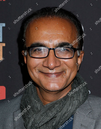 Iqbal Theba attends TV Guide Magazine's 2012 Hot List Party at Skybar at the Mondrian Hotel on in West Hollywood, California