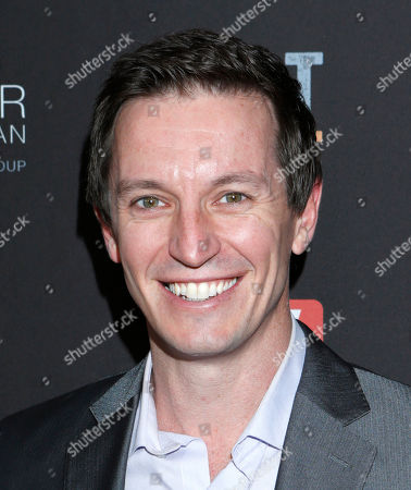 Rove McManus attends TV Guide Magazine's 2012 Hot List Party at Skybar at the Mondrian Hotel on in West Hollywood, California