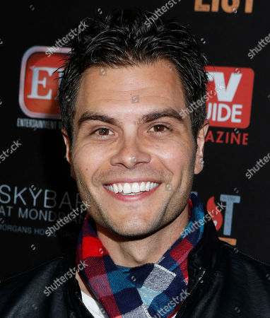 Erik Valdez attends TV Guide Magazine's 2012 Hot List Party at Skybar at the Mondrian Hotel on in West Hollywood, California