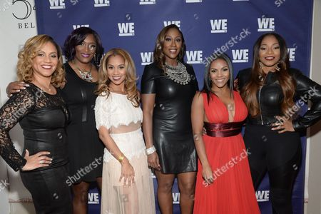 Editorial photo of WE tv Holiday Showcase, New York, USA