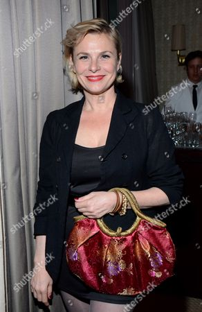 """Stock Photo of Angelica Page attends the """"Broadway To Hollywood"""" Cocktail Event - Inside held at Sunset Towers on in Los Angeles, California"""