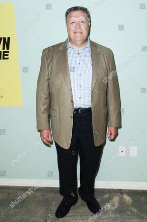 Joel McKinnon Miller arrives at the 'Brooklyn Nine-Nine' FYC event held at UCB Theatre, in Los Angeles