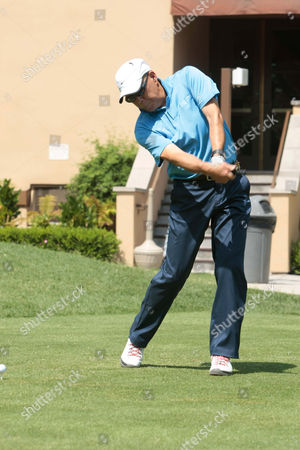 Editorial picture of 13th Primetime Emmy Celebrity Tee-Off, Glendale, USA