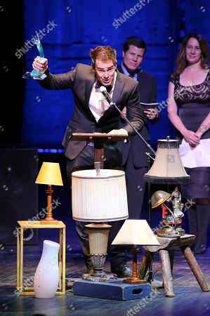 Editorial picture of 2012 LA Stage Alliance Ovation Awards, Los Angeles, USA