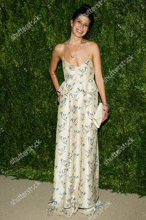 Pamela Love attends the CFDA Vogue Fashion Fund Awards on in New York
