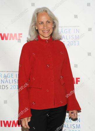 Journalist Lynn Povich attends the 2013 Courage in Journalism and Lifetime Achievement Awards hosted by the International Women's Media Foundation at Cipriani's 42nd Street on in New York