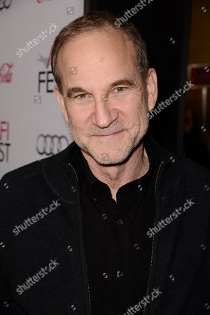 """Producer Marshall Herskovitz attends the gala screening of the feature film """"Inherent Vice"""" during the 2014 AFI Fest at The Egyptian Theatre on in Los Angeles"""
