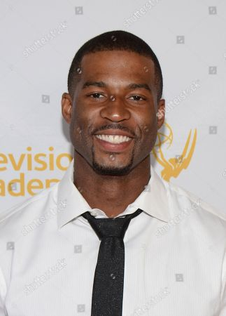 Robert Christopher Riley seen at the Television Academy's 66th Emmy Awards Choreographers Nominee Reception on in the NoHo Arts District in Los Angeles