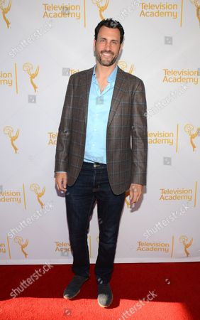 James LaRosa seen at the Television Academy's 66th Emmy Awards Choreographers Nominee Reception on in the NoHo Arts District in Los Angeles