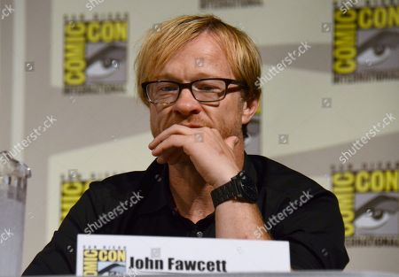 """Director John Fawcett attends the """"Orphan Black"""" panel on Day 2 of Comic-Con International, in San Diego"""
