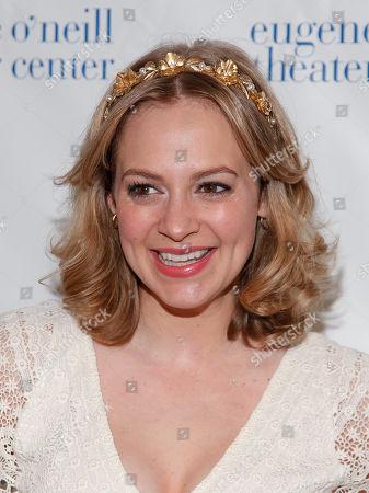 Jenni Barber attends the 15th Annual Monte Cristo Awards at the Edison Ballroom, in New York