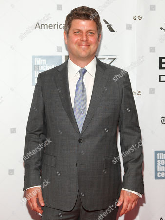 "Adam Stockhausen attends the New York Film Festival ""Bridge of Spies"" premiere at Alice Tully Hall, in New York"