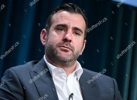 """Executive producer Shane Farley participates in the """"FABLife"""" panel at the Disney/ABC Summer TCA Tour at the Beverly Hilton Hotel, in Beverly Hills, Calif"""
